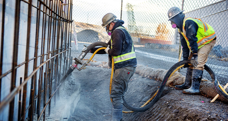 Shotcrete: Method And Its Benefits In The Construction Industry